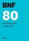 BNF 80 (British National Formulary) September 2020 - Book