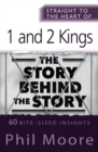 Straight to the Heart of 1 and 2 Kings - Book