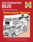 Routemaster Bus Owners' Workshop Manual : 1954 onwards (all marks) - Book