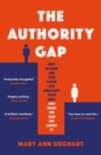 The Authority Gap : Why women are still taken less seriously than men, and what we can do about it - Book