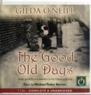 Good Old Days - eAudiobook