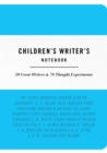The Children's Writer's Notebook : 20 Great Authors & 70 Writing Exercises - Book