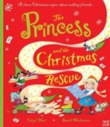 The Princess and the Christmas Rescue - Book