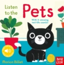 Listen to the Pets - Book