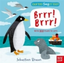 Can You Say It Too? Brrr! Brrr! - Book