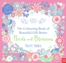 Gift Boxes to Colour and Make: Birds and Blossom - Book