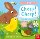 Can You Say It Too? Cheep! Cheep! - Book