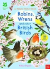 National Trust: Robins, Wrens and other British Birds - Book