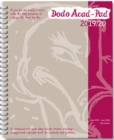 Dodo Acad-Pad 2019-2020 Mid Year Desk Diary, Academic Year, Week to View : A mid-year diary-doodle-memo-message-engagement-calendar-organiser-planner book for students, teachers & scholars - Book