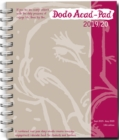 Dodo Mini Acad-Pad 2019-2020 Pocket Mid Year Diary, Academic Year, Week to View : A mid-year diary-doodle-memo-message-engagement-calendar-organiser-planner book for students & teachers - Book