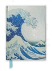 Hokusai: The Great Wave (Foiled Journal) - Book