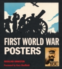First World War Posters - Book