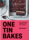 One Tin Bakes : Sweet and simple traybakes, pies, bars and buns - Book
