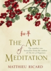 The Art of Meditation - Book