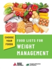 Choose Your Foods: Food Lists for Weight Management (pack of 25) - Book