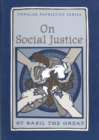 On Social Justice : St. Basil the Great - Book