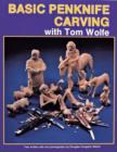 Basic Penknife Carving with Tom Wolfe - Book
