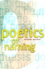 Poetics of Naming - Book