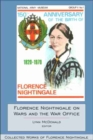 Florence Nightingale on Wars and the War Office : Collected Works of Florence Nightingale, Volume 15 - Book