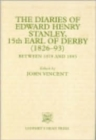 The Diaries of Edward Henry Stanley, 15th Earl of Derby - Book