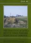 EAA 49: The Evolution of Settlement in Three Parishes in South-East Norfolk - Book