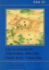EAA 53: Excavations in Theford 1980-82, Fison Way - Book