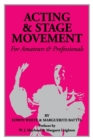 Acting & Stage Movement - Book