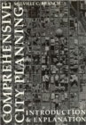 Comprehensive City Planning : Introduction & Explanation - Book