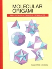 Molecular Origami : Precision scale models from paper - Book