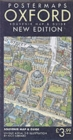 Oxford Aerial Map and Guide - Book