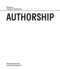 Authorship - Discourse, A Series on Architecture - Book