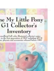 My Little Pony G1 Collector's Inventory - Book