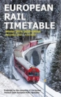European Rail Timetable Winter 2019/2020 - Book