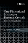 One-Dimensional Microwave Photonic Crystals : New Applications - eBook
