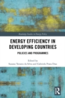 Energy Efficiency in Developing Countries : Policies and Programmes - eBook