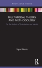 Multimodal Theory and Methodology : For the Analysis of (Inter)action and Identity - eBook