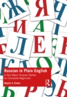 Russian in Plain English : A Very Basic Russian Starter for Complete Beginners - eBook