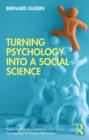 Turning Psychology into a Social Science - eBook