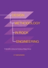 Design Methodology in Rock Engineering - eBook