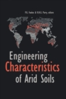 Engineering Characteristics of Arid Soils - eBook
