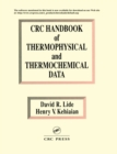 CRC Handbook of Thermophysical and Thermochemical Data - eBook
