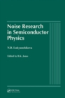Noise Research in Semiconductor Physics - eBook