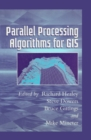 Parallel Processing Algorithms For GIS - eBook