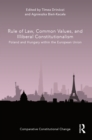 Rule of Law, Common Values, and Illiberal Constitutionalism : Poland and Hungary within the European Union - eBook