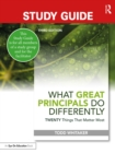 Study Guide: What Great Principals Do Differently : Twenty Things That Matter Most - eBook