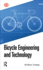 Bicycle Engineering and Technology - eBook