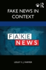 Fake News in Context - eBook