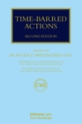 Time-barred Actions - eBook