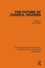The Future of Council Housing - eBook
