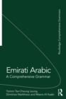 Emirati Arabic : A Comprehensive Grammar - eBook
